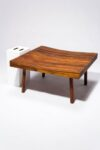 Alternate view thumbnail 2 of Callan Walnut Coffee Table