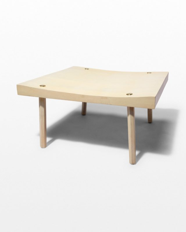 Front view of Cormac Coffee Table