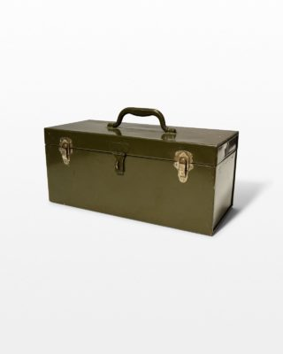 Front view of Brigade Tool Box