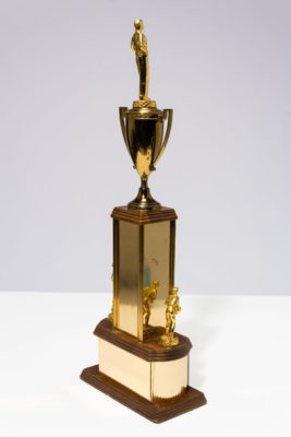 Alternate view 4 of Coach Trophy
