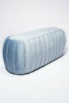 Alternate view thumbnail 4 of Sky Velvet Ottoman Bench
