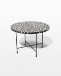 Front view thumbnail of Memphis Terrazzo Coffee Side Table