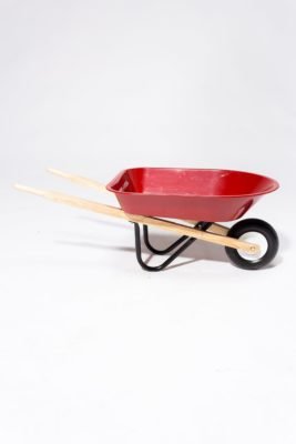 Alternate view 2 of Child's Red Wheelbarrow