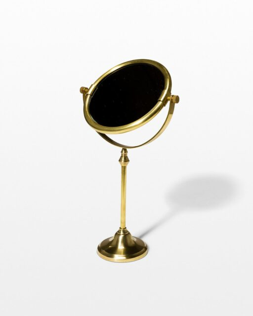 Front view of Mark Table Mirror