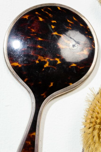 Alternate view 4 of Cicely Tortoise Shell Vanity Set