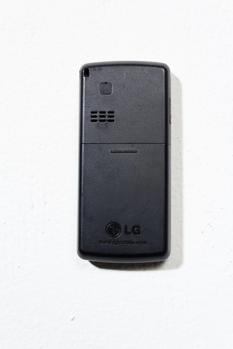 Alternate view 2 of  LG Orange KG275 Mobile Phone