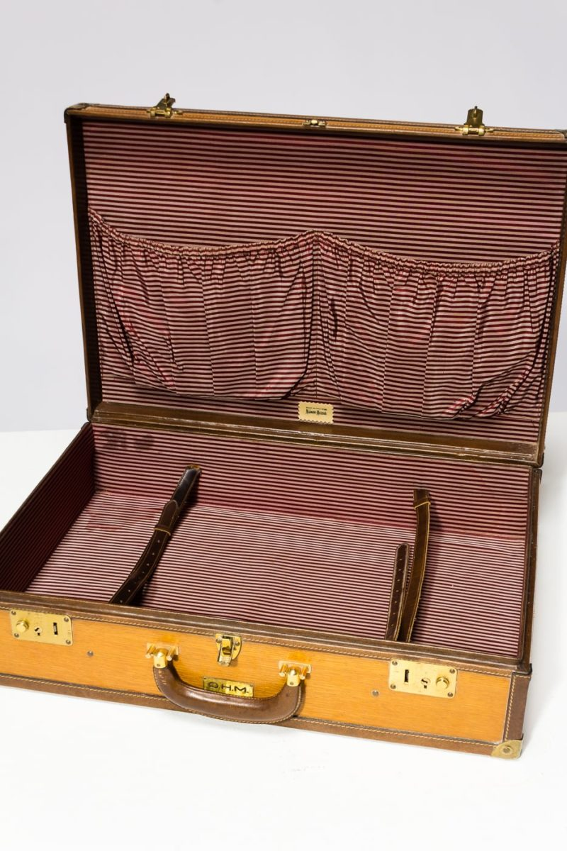 Alternate view 3 of Fletcher Wooden Luggage