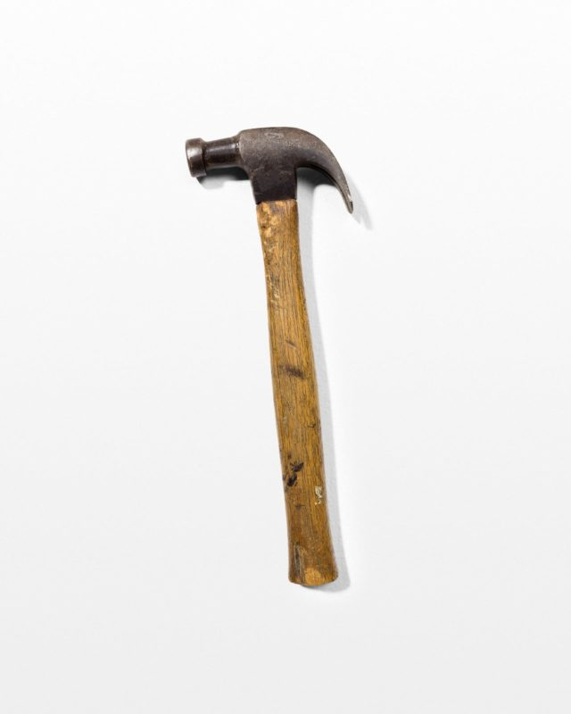 Front view of Farmer Vintage Hammer