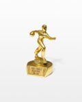 Front view thumbnail of Weber Bowling Trophy