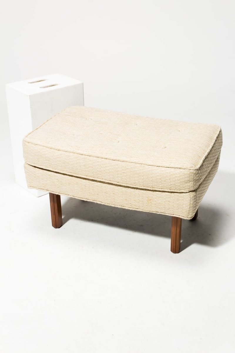 Alternate view 2 of Hern Upholstered Ottoman