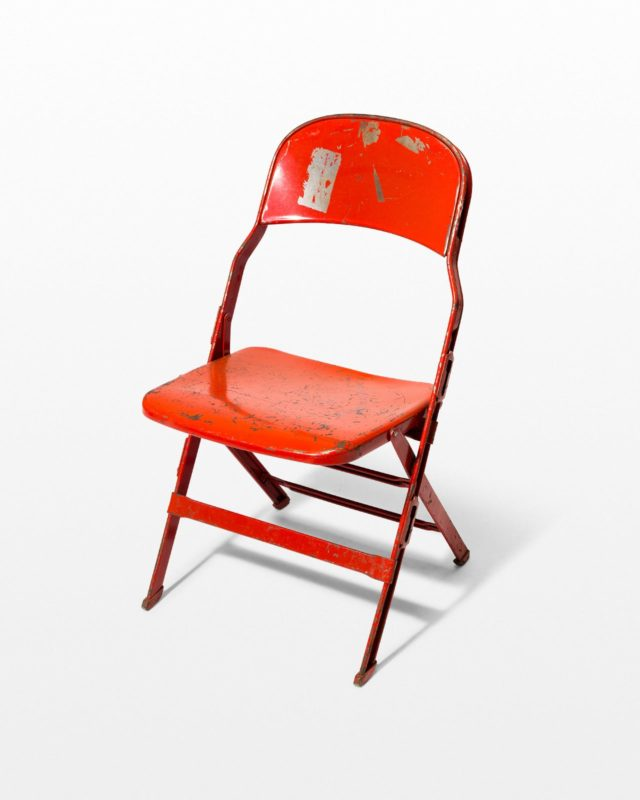 Front view of Gordon Folding Chair