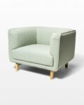 Front view thumbnail of Belmont Armchair