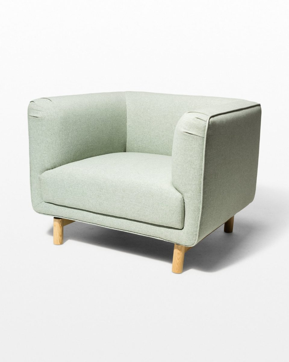 Front view of Belmont Armchair