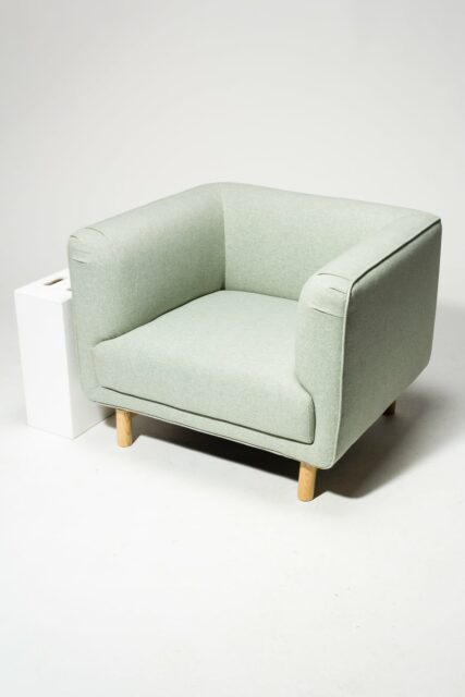 Alternate view 2 of Belmont Armchair