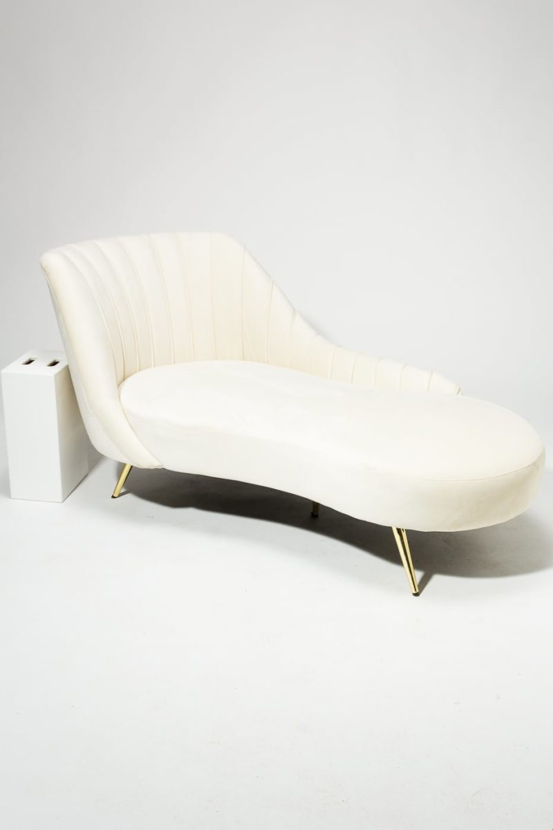 Alternate view 1 of Cardi Cream Chaise