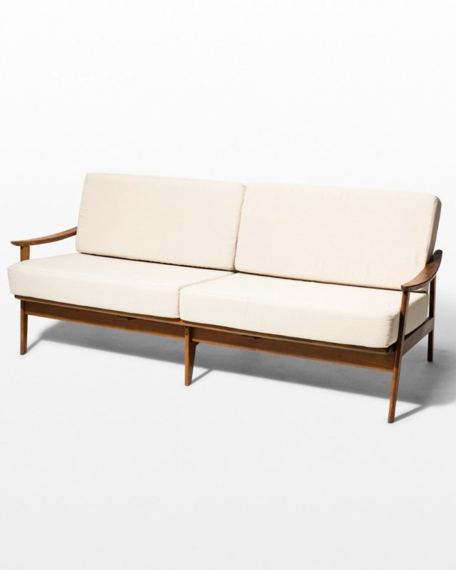 Front view of Skagen Danish Style Sofa