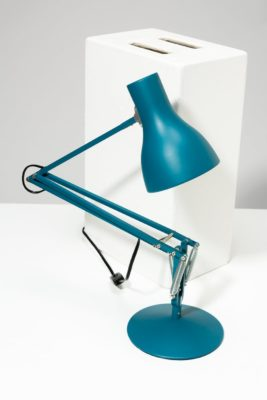 Alternate view 1 of Altoona Blue Task Lamp
