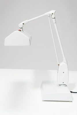 Alternate view 3 of Bisbee White Task Lamp