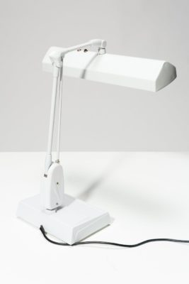 Alternate view 4 of Bisbee White Task Lamp