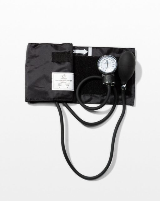 Front view of Cal Blood Pressure Gauge