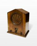 Front view thumbnail of Woodline Antique Radio