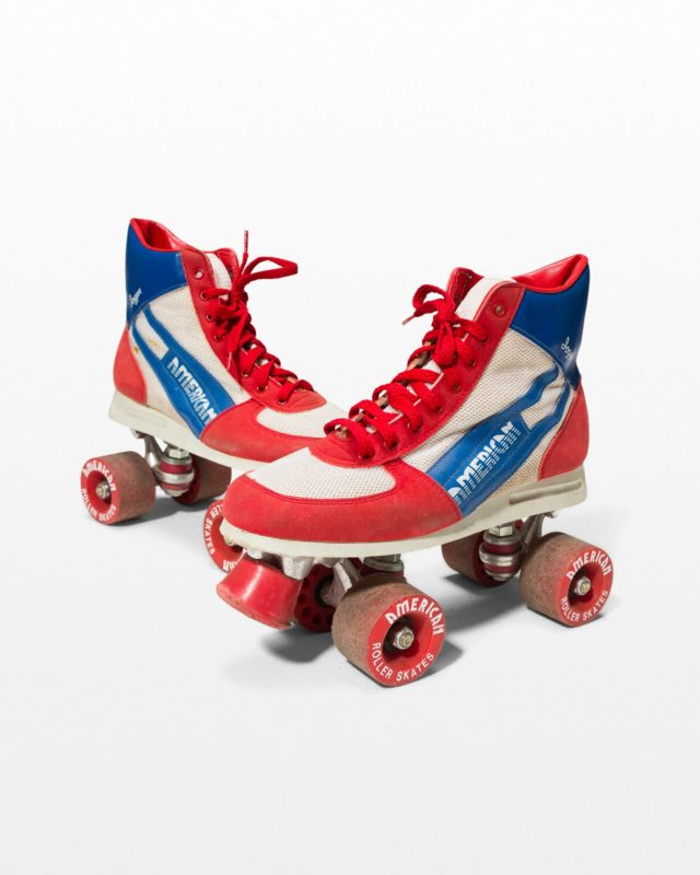 Front view of American Roller Skates