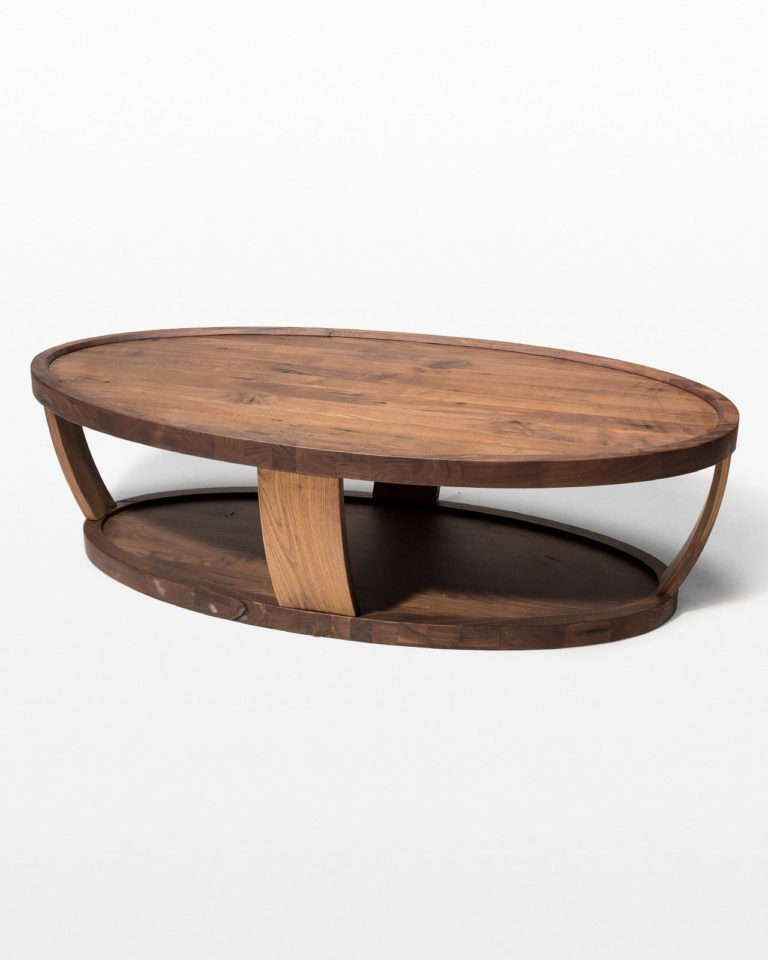 Front view of Jackie Coffee Table