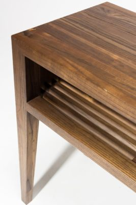 Alternate view 1 of Ike Wood Stripe Console