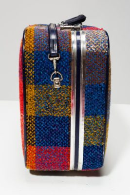 Alternate view 1 of McGrath Multicolor Plaid Suitcase