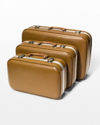 Front view of Stamford Luggage Set