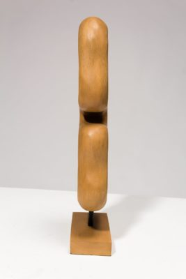 Alternate view 3 of Kendo Wooden Sculpture