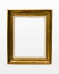 "Front view thumbnail of Cheri 17.5"" x 21.5"" Gold Frame"