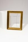 "Alternate view thumbnail 2 of Cheri 17.5"" x 21.5"" Gold Frame"