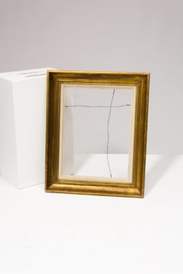 "Alternate view 2 of Cheri 17.5"" x 21.5"" Gold Frame"