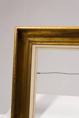 "Alternate view 1 of Cheri 17.5"" x 21.5"" Gold Frame"