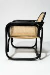 Alternate view thumbnail 4 of Haskel Rattan Lounge Chair