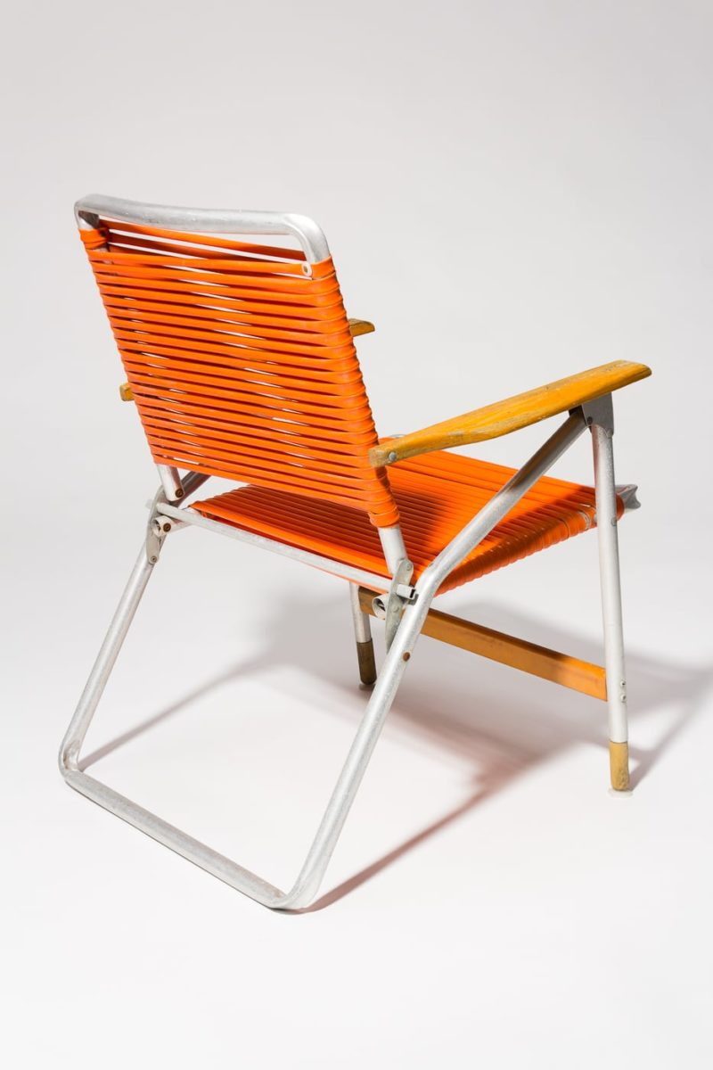 Alternate view 4 of Citrus Orange Beach Chair
