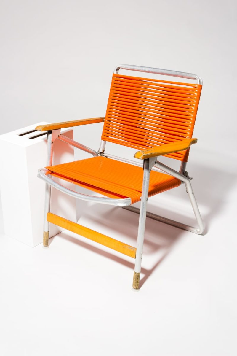 Alternate view 1 of Citrus Orange Beach Chair