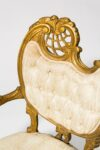 Alternate view thumbnail 1 of Cleo Ornate Side Chair