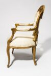 Alternate view thumbnail 3 of Cleo Ornate Side Chair