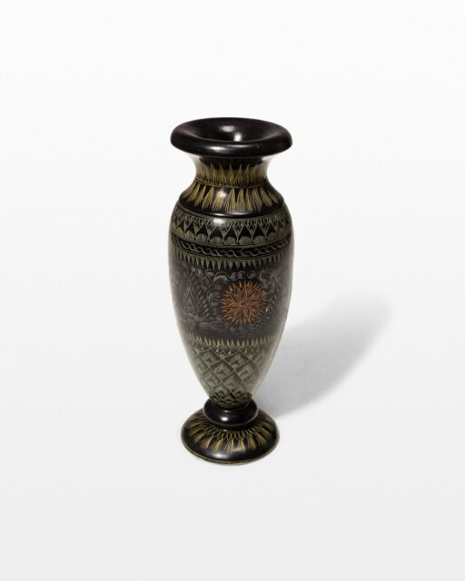 Front view of Etch Vase