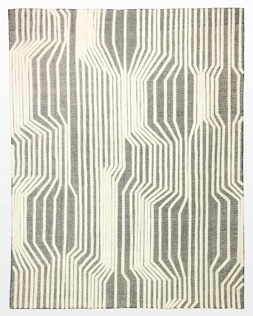 Front view of Gatsby 8' x 10' Rug