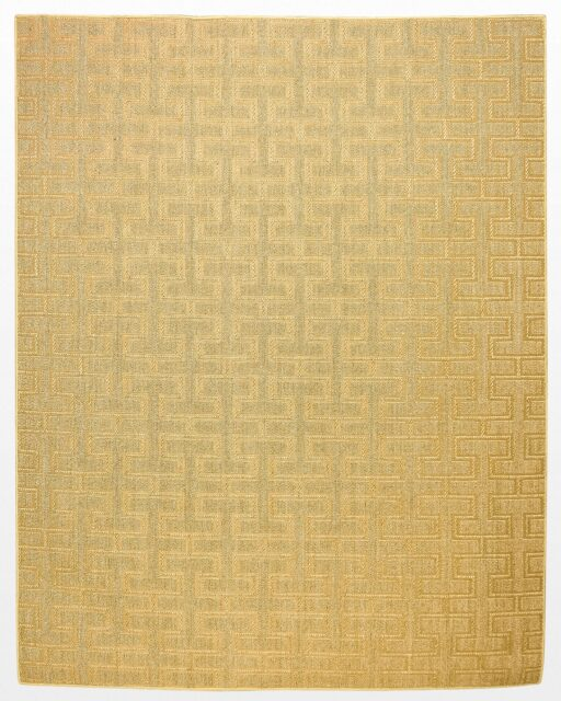 Front view of Kadin 8' x 10' Rug