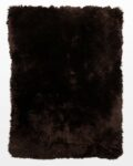 Front view thumbnail of Willow 4' x 6' Sheepskin Fur Rug