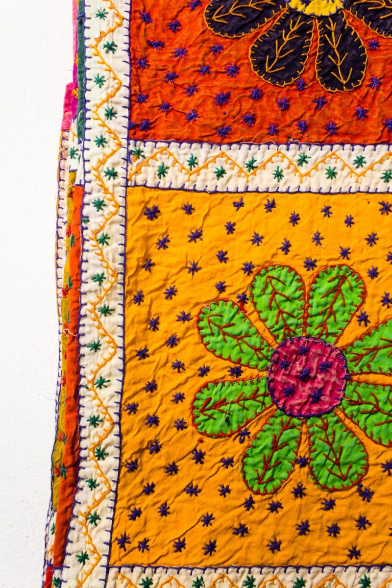 Alternate view 1 of Rachel Floral Quilt