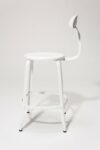 Alternate view thumbnail 2 of Pose White Counter Stool