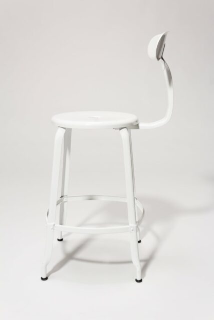 Alternate view 2 of Pose White Counter Stool