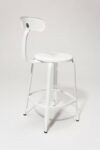 Alternate view thumbnail 3 of Pose White Counter Stool