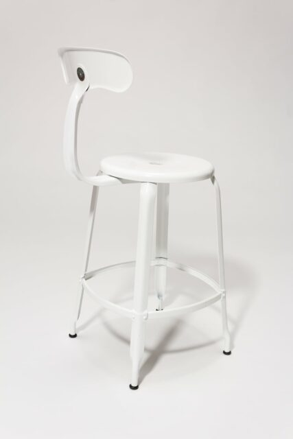 Alternate view 3 of Pose White Counter Stool