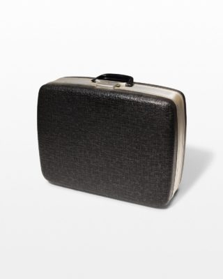 Front view of Velo Hard Black Case